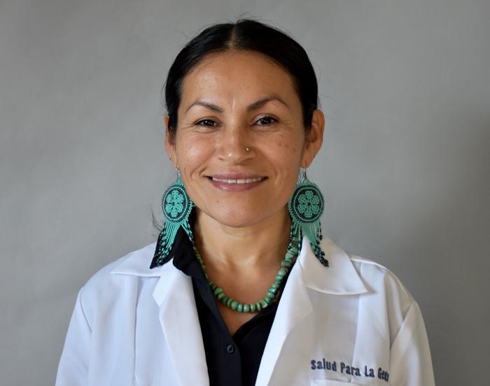 Maria A. Ramos Bracamontes, CNM,