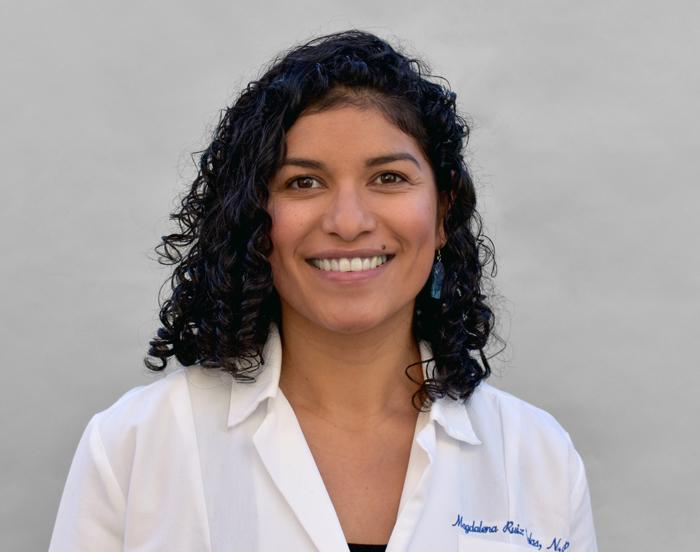 Maria Magdalena Ruiz-Ruelas, NP, Asistente Médico de Medicina Familiar