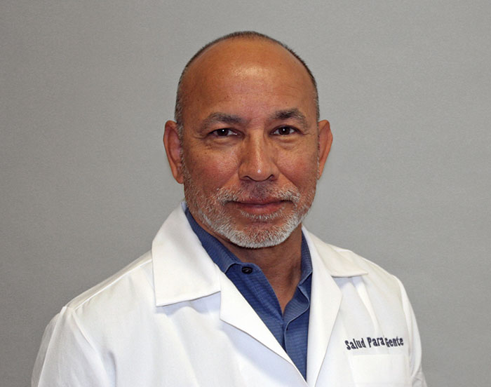 Juan C. Carrillo, MD, pediatra