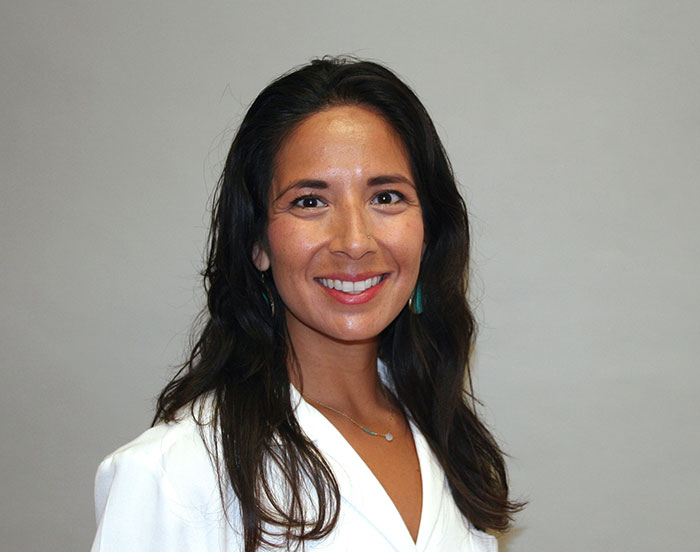 Cristina Gamboa, MD, Director of Women's Health, and Women's Health Doctor