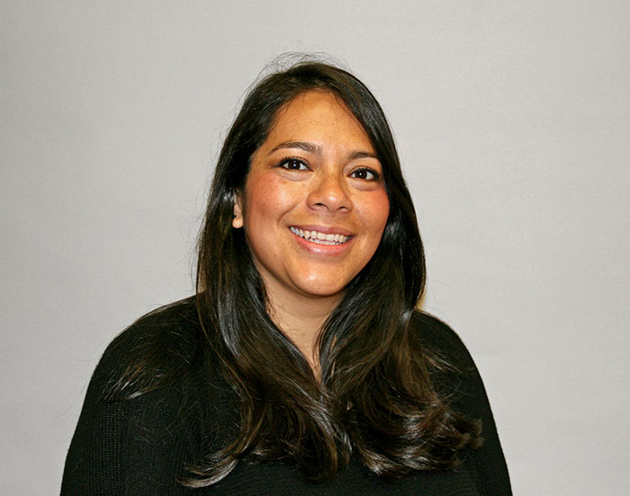 Iriana Hinman-Cisneros, RN, Associate Director of Nursing, and Nurse