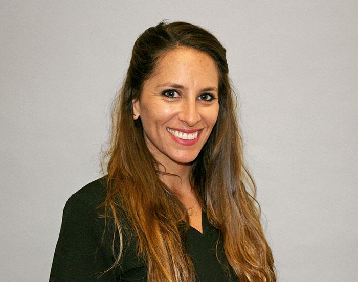 Christina Schmidt, RN, Enfermera
