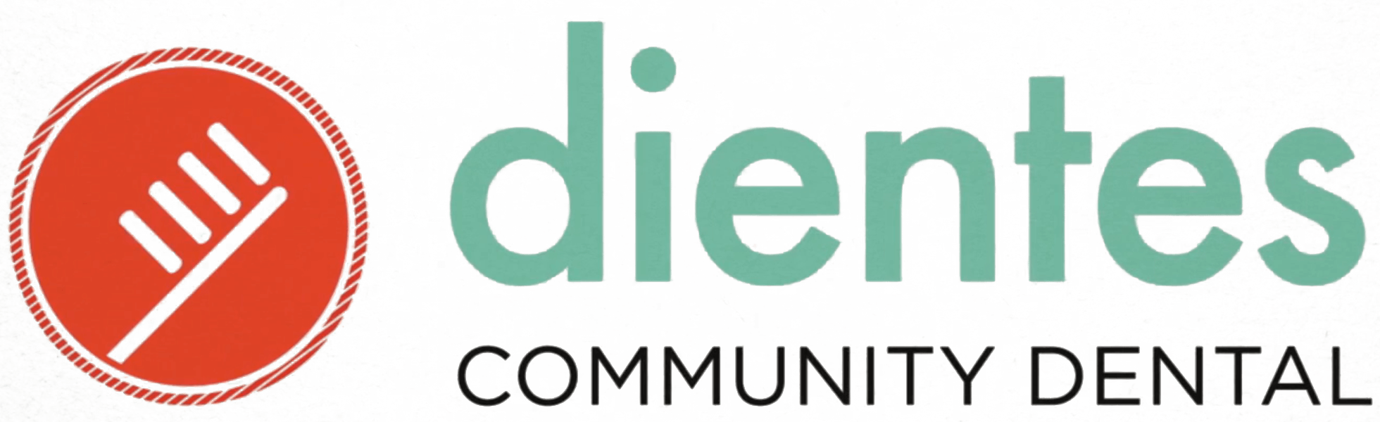 Logo link to Dientes Community Dental website.