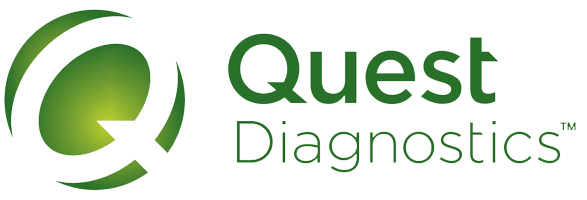 Enlace del logotipo al sitio web de Quest Diagnostics.